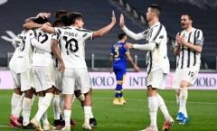 Quá hời hợt, Ronaldo đang trở thành vấn đề lớn với Juventus