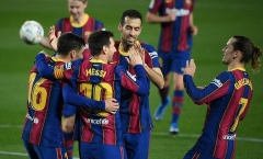 Barcelona hủy diệt Getafe, kịch bản La Liga căng như dây đàn