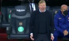 'Chọc điên' HLV Koeman, sao trẻ Barca trả giá ngay lập tức