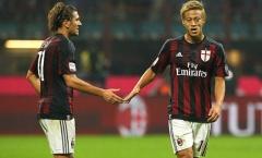 CHÍNH THỨC: Quá tệ hại, cựu sao AC Milan bị thanh lý hợp đồng trước 2 năm