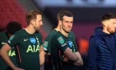 CHOÁNG! Tottenham thua đau Man City, Mesut Ozil mỉa mai quá gắt
