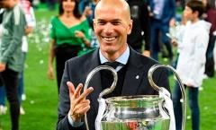 Chưa hết mùa giải, tương lai của Zidane đã được định đoạt