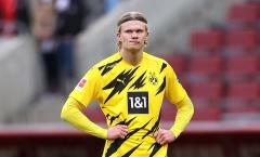 Ter Stegen không muốn Erling Haaland gia nhập Barca vào Hè tới