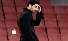 """Fan Arsenal: """"Mikel Arteta còn tệ hơn cả Frank Lampard"""""""
