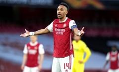 Cựu sao Arsenal: 'Tôi lấy làm tiếc cho Aubameyang'
