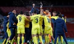 Thống kê gây choáng, Villarreal quả là đối thủ 'cứng cựa' của Man Utd