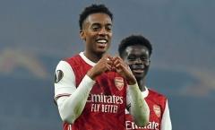 'Ngọc thô' thăng hoa, Arsenal chốt luôn giá bán