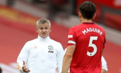 """""""Truyền nhân của Maguire"""" không có ý định gia nhập Man Utd"""