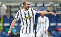 Chiellini: 'Chúng tôi không cướp bất cứ gì từ Inter'