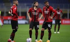 Hòa bạc nhược, truyền thông Italia chỉ trích thậm tệ sao Milan