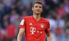 Đâu là lý do khiến Low tái triệu tập Muller?