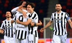 Juventus giành vé dự Champions League