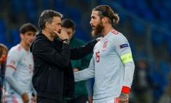 Rõ lý do Ramos bị loại khỏi tuyển TBN