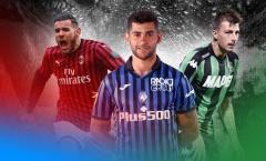 5 ngôi sao phòng ngự đỉnh nhất Serie A mùa này