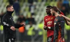 Solskajer nói rõ lý do không thay De Gea bằng Henderson trong loạt luân lưu