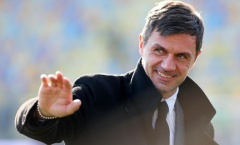 Maldini thưởng nóng cho biểu tượng mới của Milan