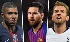Ai ghi bàn và kiến tạo số một ở 5 giải VĐQG hàng đầu châu Âu?