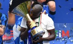'Tôi không quá bất ngờ khi Lukaku vô địch Serie A'