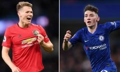 Huyền thoại mong đợi được thấy sao Chelsea và M.U kết hợp