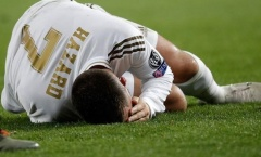 Perez: 'Cậu vừa khiến Hazard chấn thương và giờ cậu nói vui khi gặp tôi?'