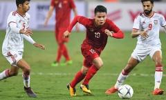 Báo Anh nhận định: 'Việt Nam gây mãn nhãn, sẽ hạ UAE 2-1'