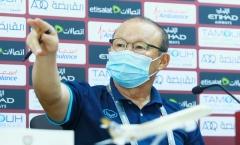 Thầy Park từ chối yêu cầu của BTC, nổi nóng với phóng viên UAE