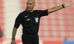 Cựu 'còi vàng' Việt Nam lên tiếng về trọng tài trận gặp UAE