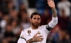 CHÍNH THỨC: Sergio Ramos chia tay Real Madrid