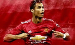 Chuyển nhượng 17/06: Trao Ronaldo HĐ khủng, M.U coi như đón tân binh; Man City nổ 2 bom tấn
