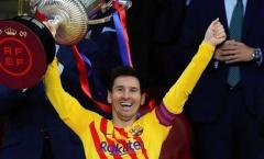 Sau bao drama, Barca chuẩn bị chốt sổ tương lai Messi