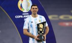 Thủ thành của Argentina có khiến Arsenal hối hận?