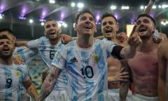 Vô địch Copa America nhưng Messi vẫn thầm ước một điều