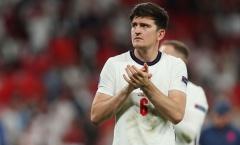 Harry Maguire lập kỷ lục tại EURO 2020