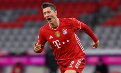 Bayern có thể mở đàm phán mới với Lewandowski