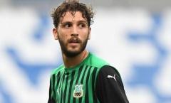 Juventus chuẩn bị gửi lời đề nghị mới dành cho Locatelli