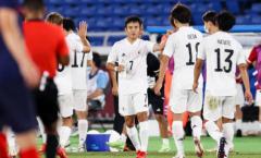 Sao Real tiếp tục nổ súng, Nhật Bản tiễn Pháp rời Olympic