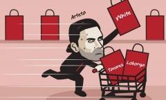 Cười té khói với loạt ảnh chế Arsenal mua Ben White