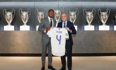 Real gây sốc vì khoản chi 115 triệu euro cho Alaba