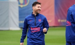 La Liga nhận tiếp tế, Barca dễ thở giữ chân Messi