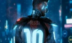 Messi chuẩn bị dấn thân vào công nghệ tương lai của thế giới