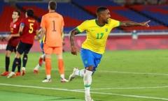 Phút 108 định mệnh, Olympic Brazil khuất phục Olympic TBN, bảo vệ tấm HCV