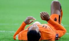 Van Dijk xoa dịu lo ngại chấn thương sau trận thắng TNK