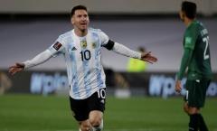 Một Messi vĩ đại hơn trong màu áo Argentina