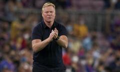 Án tử trước mặt, Koeman bào chữa cho thất bại trước Bayern