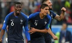 Bộ ba Man Utd được triệu tập lên ĐT Pháp đá bán kết Nations League