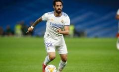 Real mất 3 trụ cột trước trận Champions League