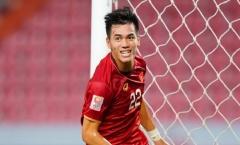 Tiến Linh nhận danh hiệu từ AFC sau 2 trận tại VL World Cup tháng 10