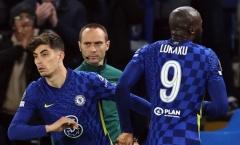 Ghi bàn cho Chelsea, Havertz nói lời thật lòng về Lukaku và Werner