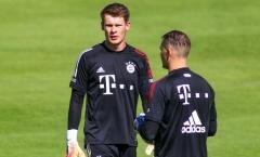 Bayern chọn xong người thay thế Neuer