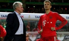 Jupp Heynckes: 'Bayern không phải những kẻ thua cuộc tệ hại'